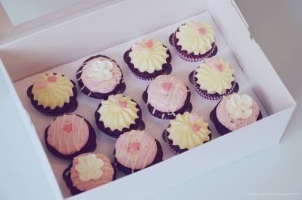 Cupcakjes // Foto credit : Marieni