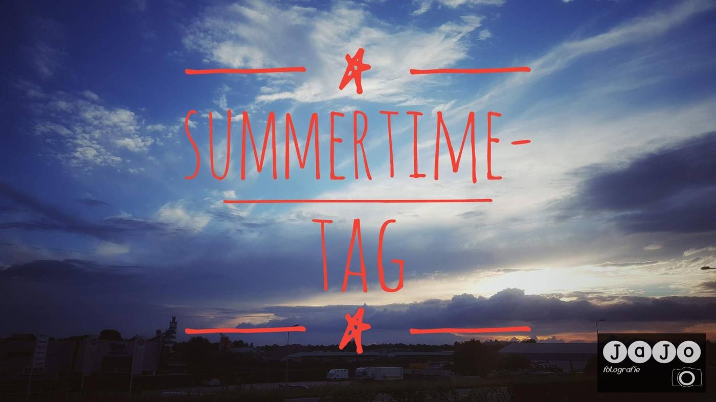 Summertime tag, tekst