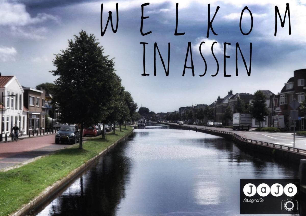 Welkom is Assen - Tag