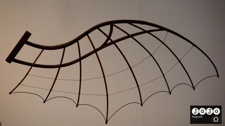 Twentse welle, droom van het vliegen, expositie