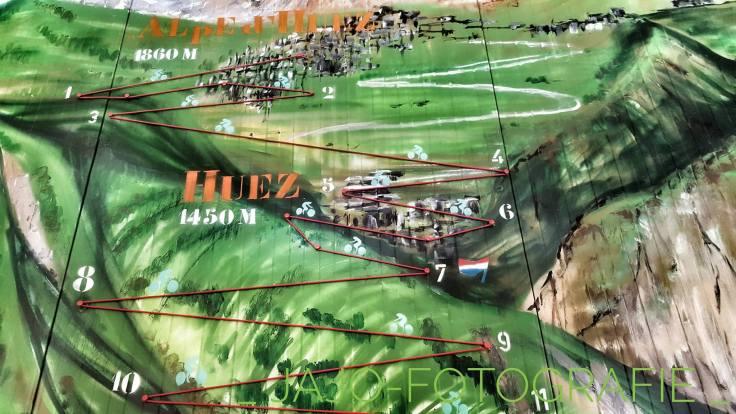Hennie kuiper, Tour de France ,Wilskracht