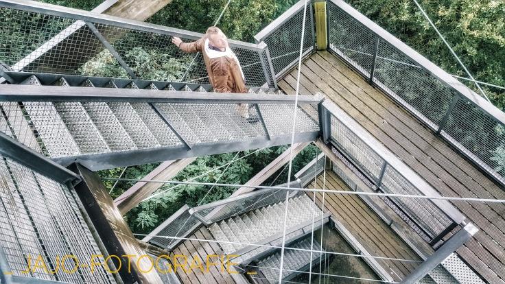 Uitkijktoren. Odoorn, Klimmen, Drenthe
