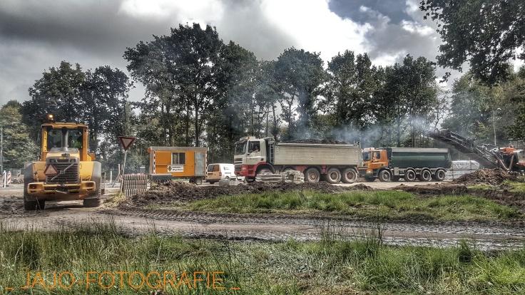 FlorijnAs, Assen, Wegwerkzaamheden, Drenthe