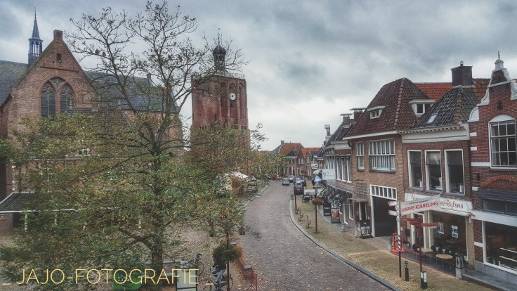 Workum, toren, kerk, Museum, Jopie Huisman