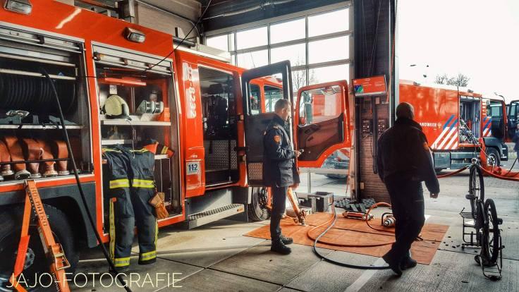 Brandweer Assen, November, Openhuis
