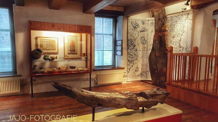 Scheepvaartmuseum, Groningen, Hanzestad