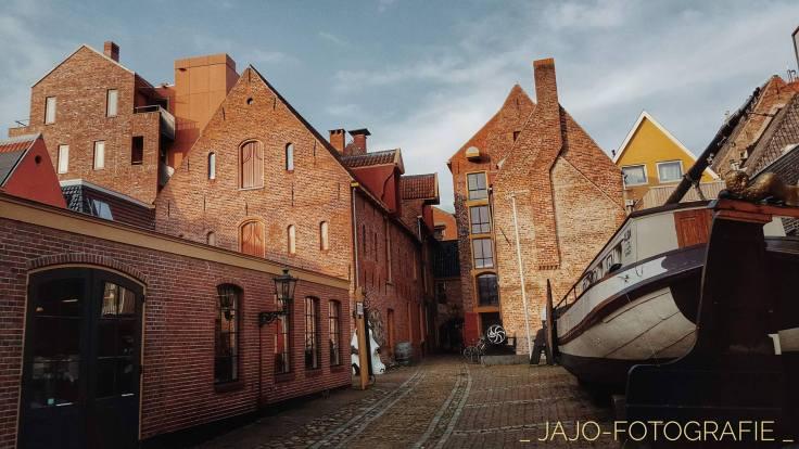 Scheepvaart museum, Boot, Gebouw, Groningen