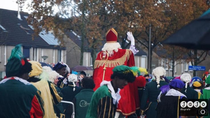 Sinterklaas, Dag hoor, Intocht Assen, November