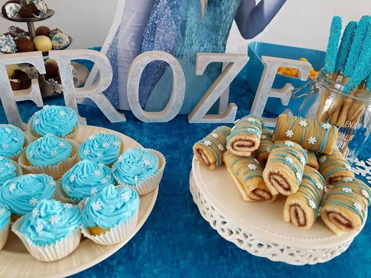 Frozen, kinderfeestje, thema Assen