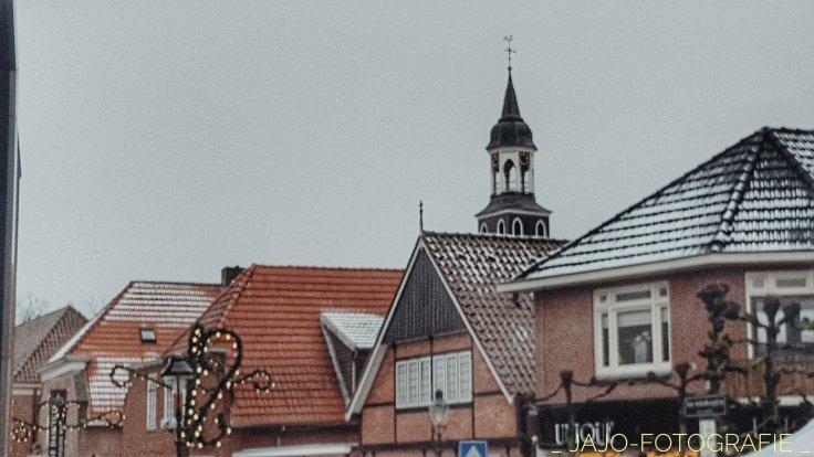 Kerstmarkt - Ootmarsum - Sneeuw - Kerst.