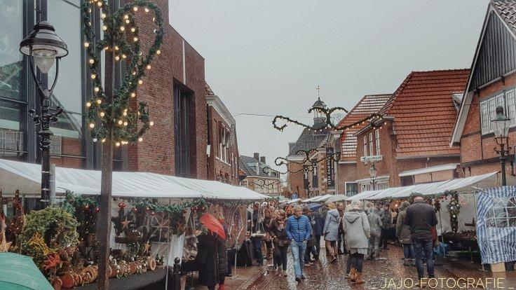 Ootmarsum, kerst, kerstmarkt, Winter.