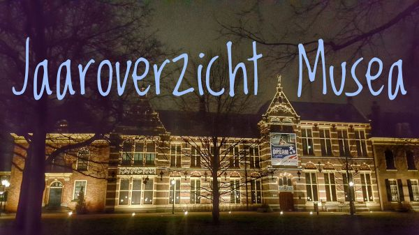 Jaaroverzicht musea, Museumkaart, Museum