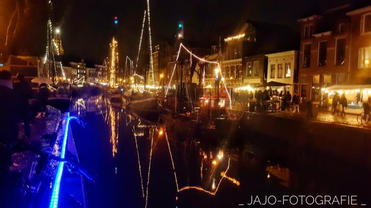 Winterwelvaart, Groningen, Boten, Markt, Kunst.