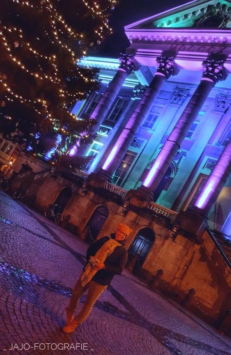 Kerstboom, Buiten, Groningen, Is het al bijna kerst?