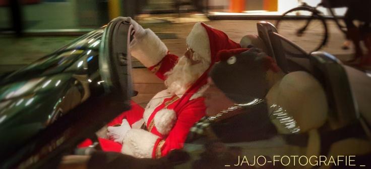 Is het al bijna kerst? Kerstman, Kerst, Tag.
