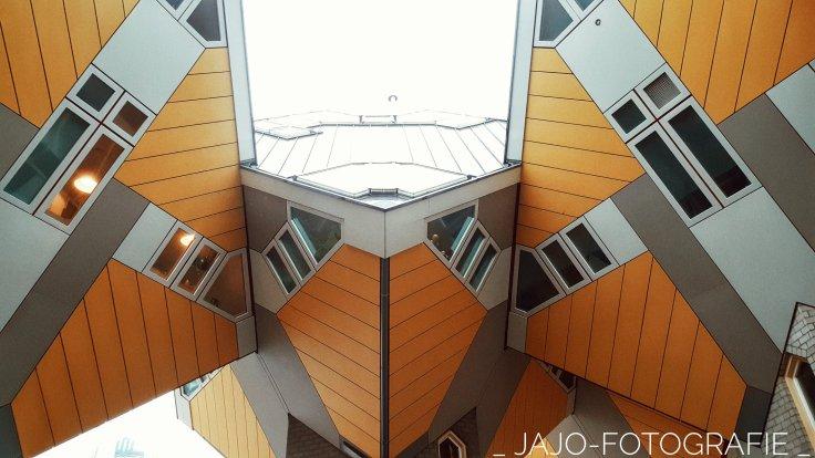 Kubuswoningen, Rotterdam, wonen, bijzonder
