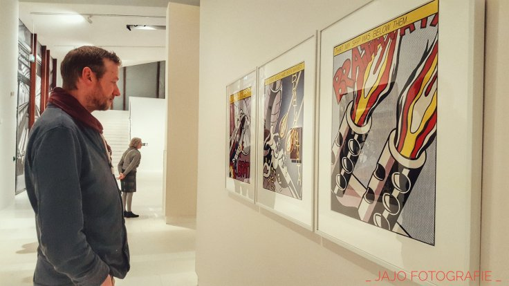 Lichtenstein, The American Dream, Drents Museum, Museumkaart, Drenthe