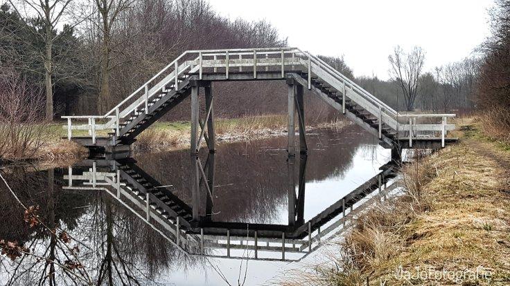 Compagniepad, Veendam, Veenkoloniën, Wandelroute