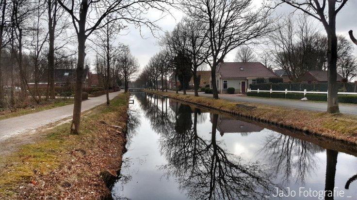 Veendam, Veenkoloniën, Compagniepad, Wandelroute, Borgerswold