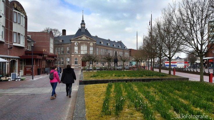 Veendam, Parkstad, Parkzicht, Hightea wandelen, Wandelroute.
