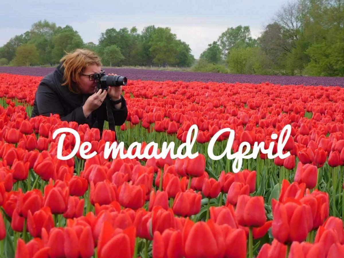 De Maand April