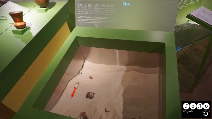 Schokland, Museum, Archeoloog, Geschiedenis