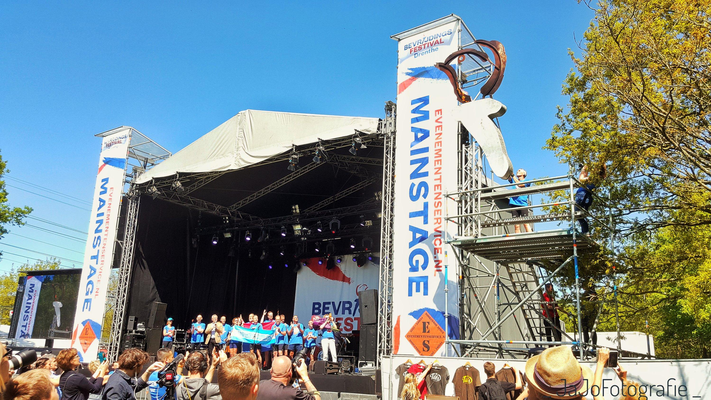 Vrijheid, 5 mei, Vuur, Bevrijdingsfestival, Assen, Loopgroep Kloosterveen
