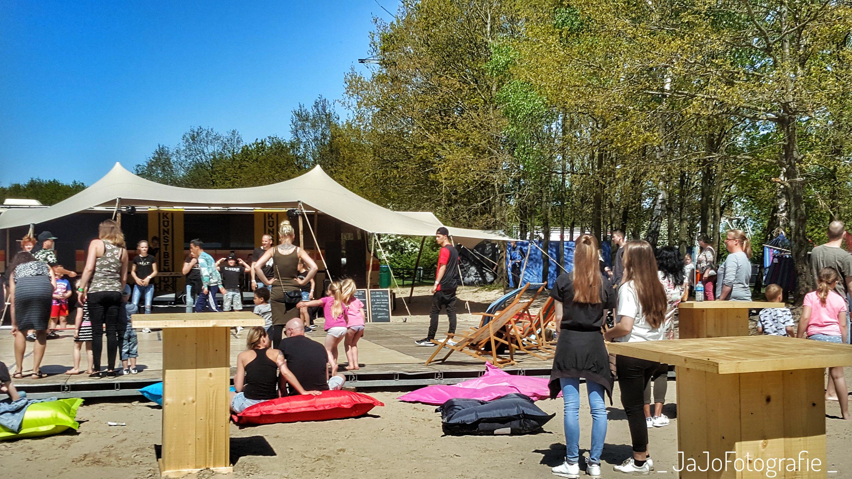 Kunstbende Drenthe, Playground, Relaxen, Assen, Bevrijdingsfestival