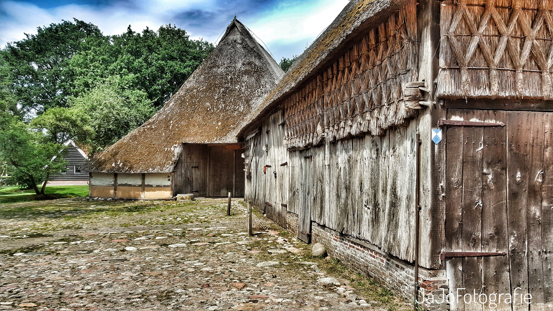 Brunstingerhof, Drents Landschap, Orvelte, Historisch, Los Hoes, Mens en Dier