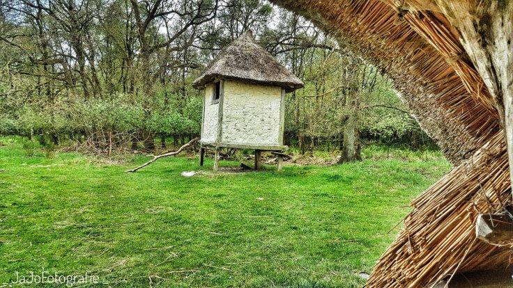Spijker, Voorraad, Palen, Drenthe, Wandeling, Staatsbosbeheer, Route