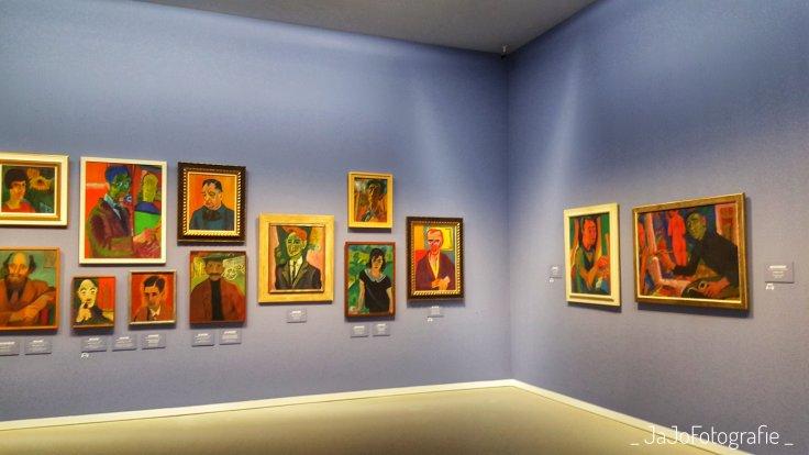 100 jaar de ploeg, Groninger museum, Portretten De Ploek, Kunstkring, Cultuur, Geschiedenis