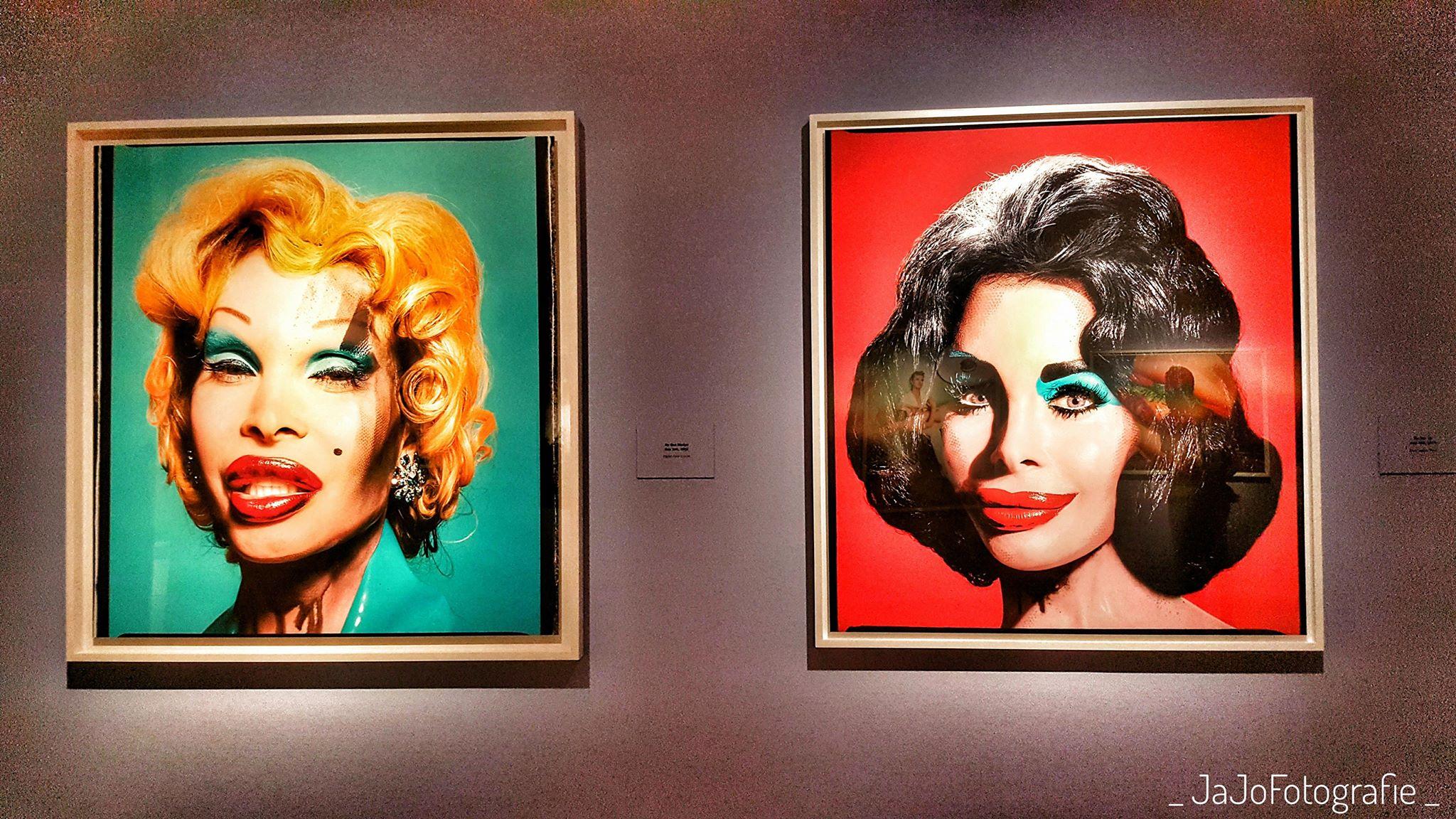 Marilyn, Liz, David LaChapelle, Fotograaf, Fotografie, Kunst, Art, Artist.