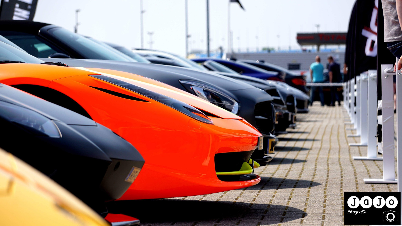 Super car sunday, Ferrari, sportauto, bolide, TT-circuit, Assen, Drenthe