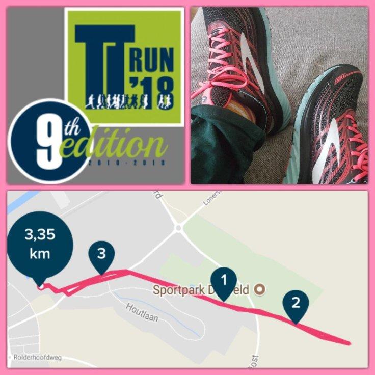 Hardlopen, TTRun, training, schema, running,
