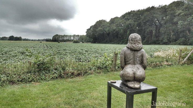 Beelden, buitenbeeld, Tine de Groot, Norg, Kunstroute, KunstMoment