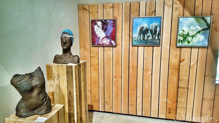 Kunst, Schilderijen, Atelier Route, kunst momenten, Norg