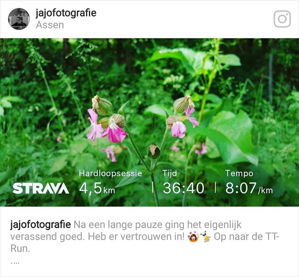 strava, hardlopen, hardloopsessie, tijd, tempo, kilometers, rennen, TTrun