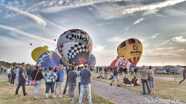 TT Ballooning, TT Festival, TT Assen, DutchGP