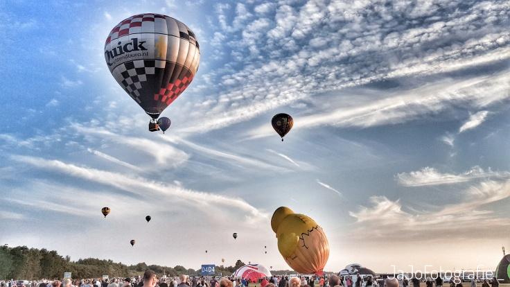 TT Ballooning, TT Festival, Juni, Quick