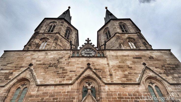 Duderstadt, Kerk, sint Cyriakus, Harz, Harzgebergte