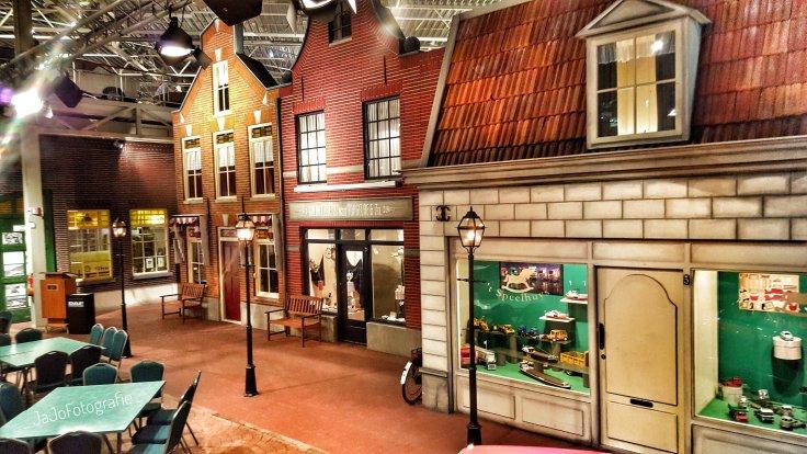 DAF, Eindhoven, Daf museum, Vrachtwagens, Auto's, verzameling, Miniaturen