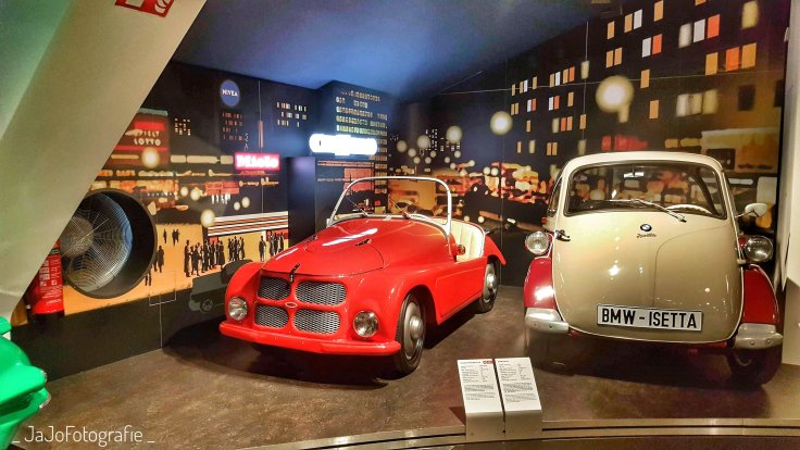 BMW, Isetta, Einbach, PS Speicher, Museum, Duitsland, Germany, Harz