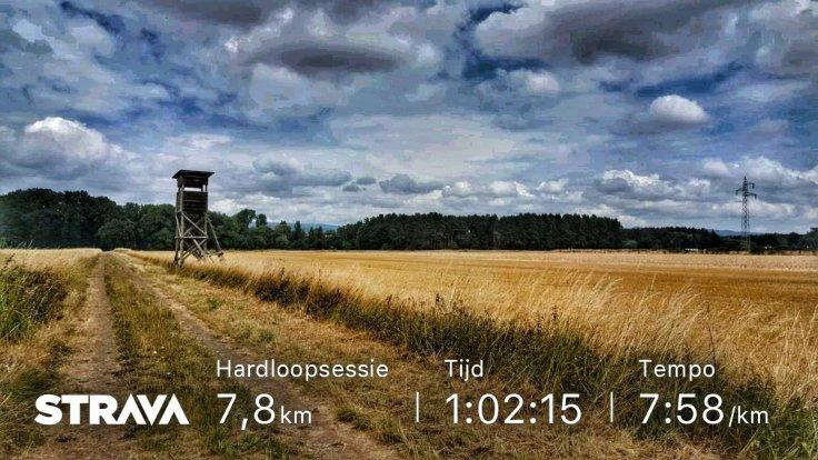 Harz, Hardlopen, Strava, Fitbit, Hardlopen op vakantie,