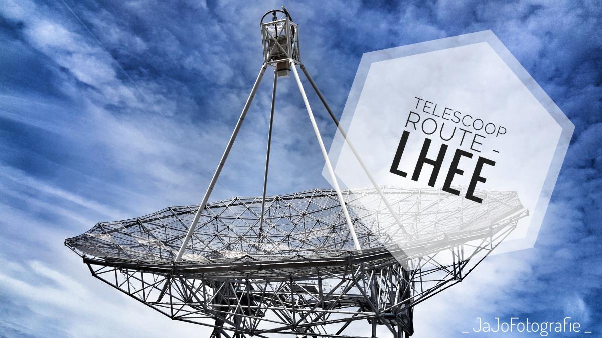 Telescoop Route - Lhee