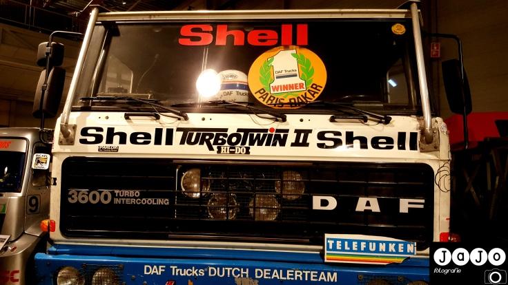 Dakar, Parijs Dakar, Woestijnrace, Truck, Vrachtwagen, Museum,