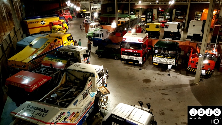 DAF, DAF museum, Dakar truck, Eindhoven
