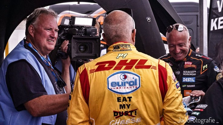 Tim Coronel, Tom Coronel, Gamma Racing Day, Eat My Dust, Kaas voor kerels,