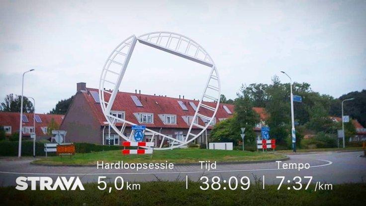Hardlopen, Run2Day, Running, Assen, 5km, 10km