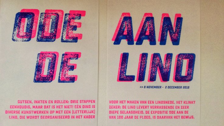 GRID Grafisch Museum Groningen, Grafisch Design, Drukpers,