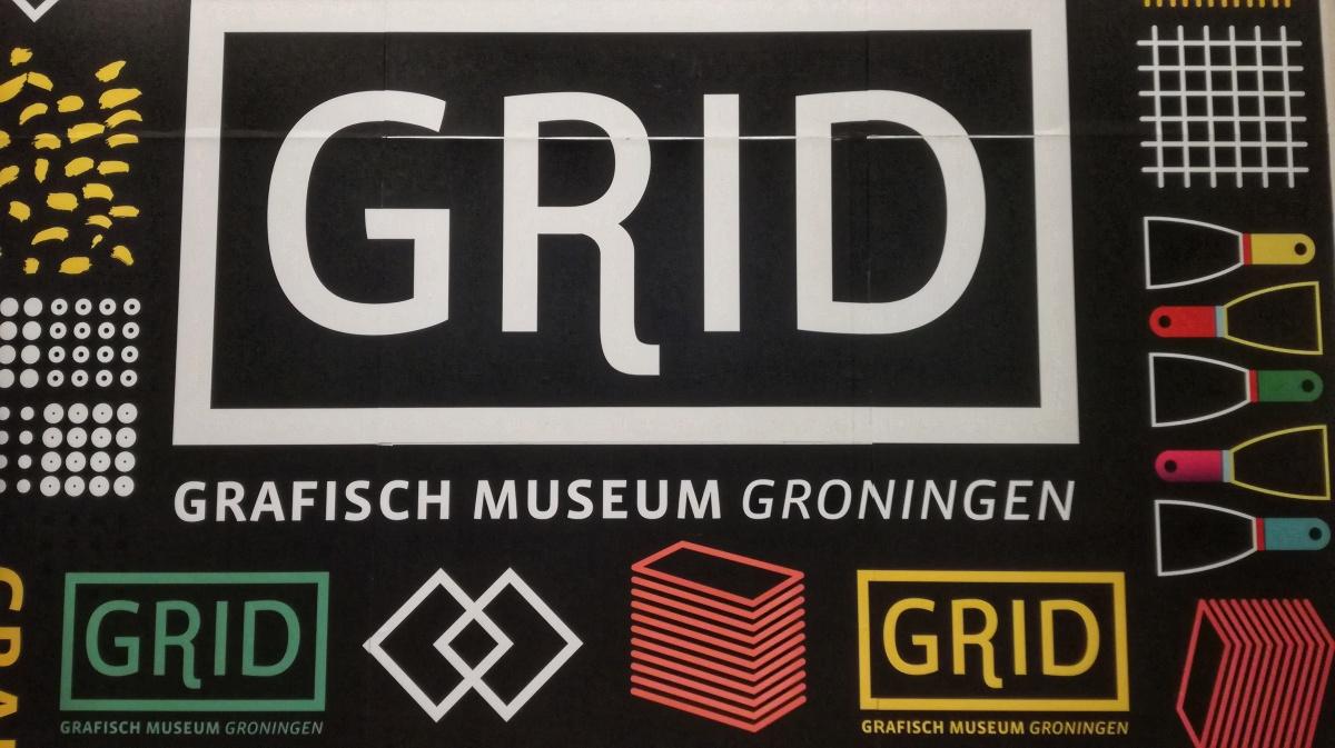 Grid - Grafisch Museum Groningen